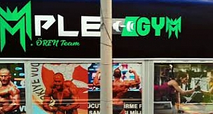 TEMPLE GYM.