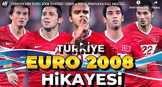 TÜRKİYE'NİN EURO 2008 ÖYKÜSÜ 1080P ● BİR TURNUVAYA KAÇ MUCİZE SIĞAR?.